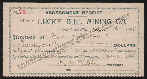 CHECK_-_LUCKY_BILL_MINING_CO_PARK_CITY_UTAH_ASSESMENT_75_1895_400_EMBOSS.jpg