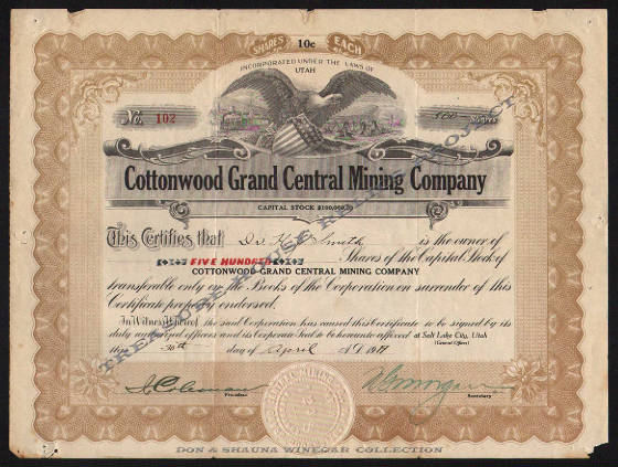 COTTONWOOD_GRAND_CENTRAL_MINING_CO_STOCK_192_150_THR_EMBOSS.jpg