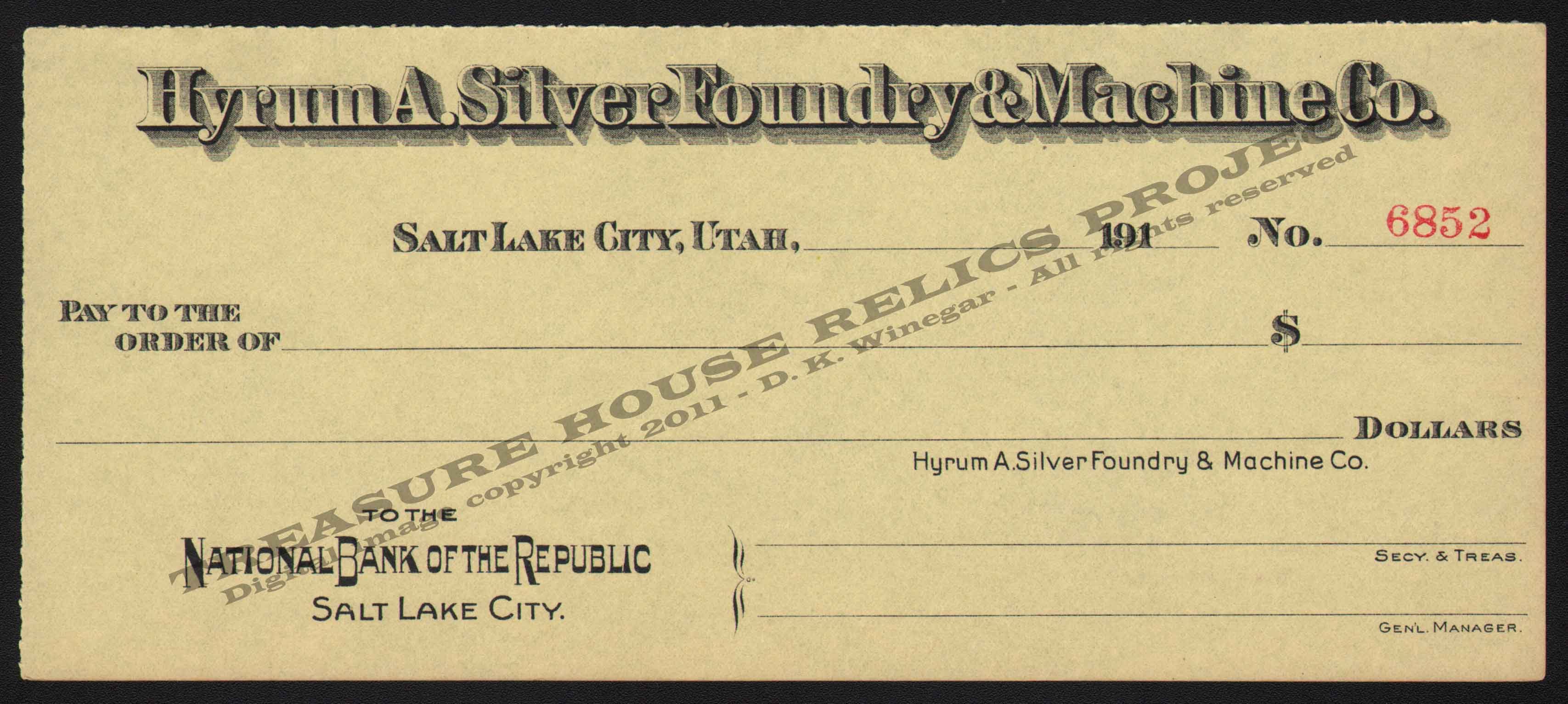 CHECK_-_HYRUM_A_SILVER_CO_NATIONAL_BANK_OF_THE_REPUBLIC_6852_191X_400_EMBOSS.jpg