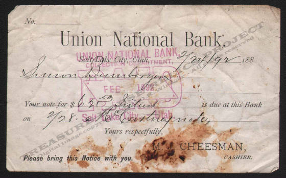 LETTERHEAD/CHECK_UNION_NATIONAL_BANK_2_24_1892_400_crop_emboss.jpg