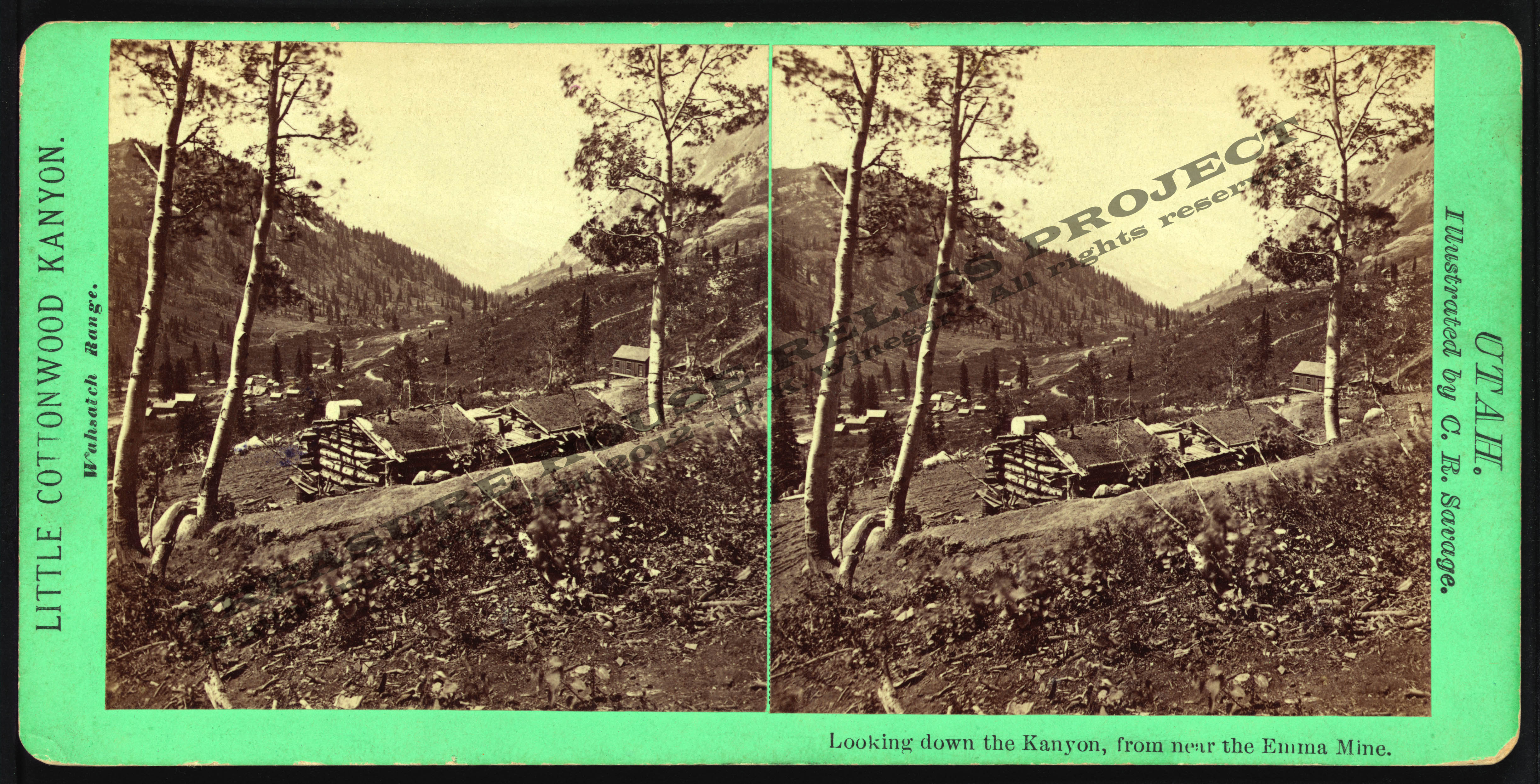 STEREOVIEW_-_LOOKING_DOWN_THE_CANYON_FROM_NEAR_THE_EMMA_MINE_-_A_-_C_R_SAVAGE_emboss.jpg